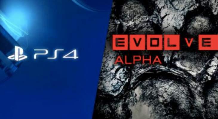 evolve-alpha-ps4-problems