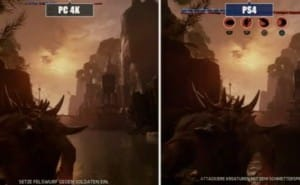 Evolve PS4 Vs Xbox One Vs PC graphics showdown