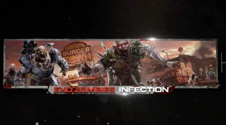 Advanced Warfare Ascendance DLC release time for UK, US