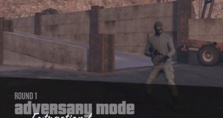 GTA Online Extraction mode with Double Cash, RP