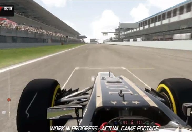 Wii U hardware again debated after F1 2013 no-show