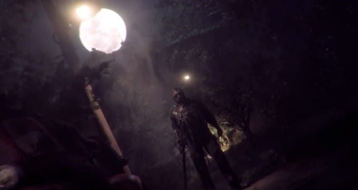 Friday the 13th video game release date hype