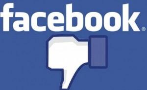 Facebook login delivers white screen in UK