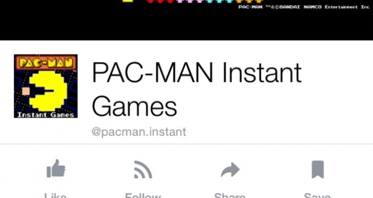 Play Facebook Instant Games on iOS, Android now