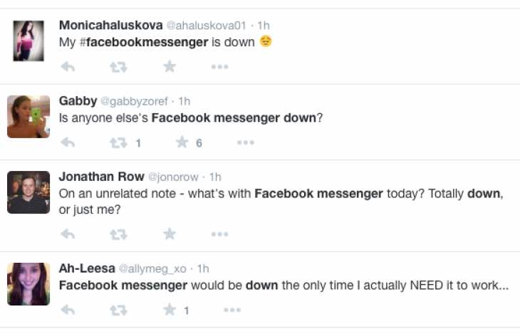 facebook-messenger-down-december-2014