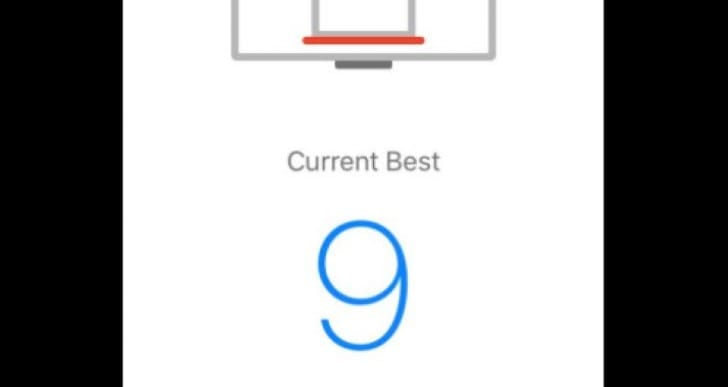 Play basketball on Facebook Messenger right now
