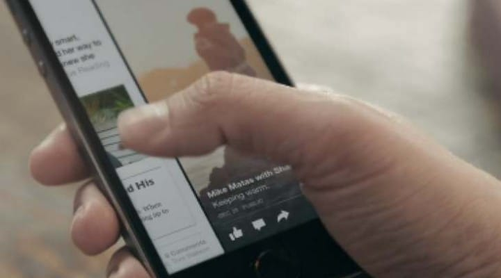 Facebook Paper App Android release anger