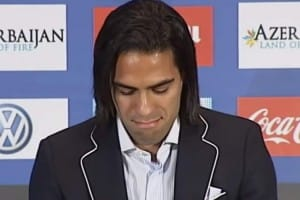 Falcao Man U transfer for unreal FIFA 15 Ultimate Team