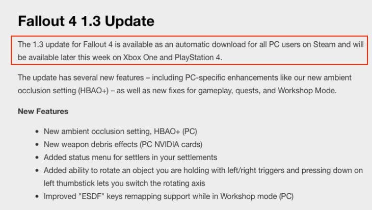fallout-4-1.3-update-ps4-xbox-one