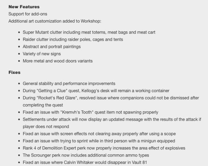 fallout-4-1.4-patch-notes