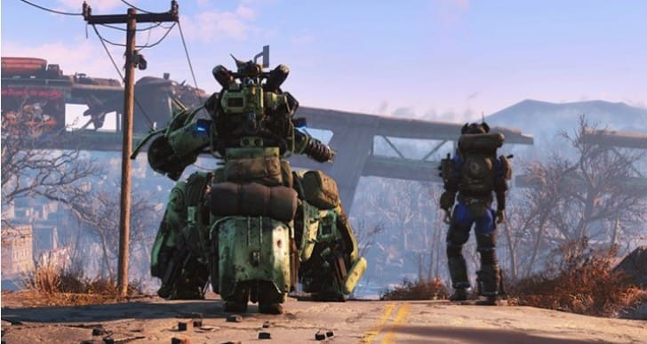Fallout 4 PS4 mods beta release time excitement