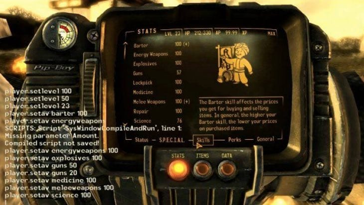 Fallout 4 console commands for ps4 after pc warning product reviews net - What consoles will fallout 4 be on ...