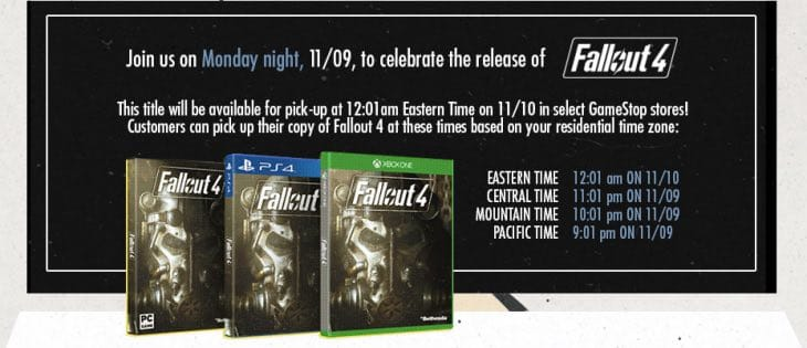 fallout-4-midnight-release-gamestop