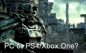 Fallout 4 on PC vs. PS4 and Xbox One