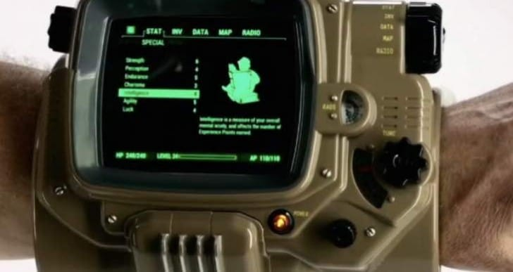Fallout 4 Pip Boy Edition preorder price in US, UK