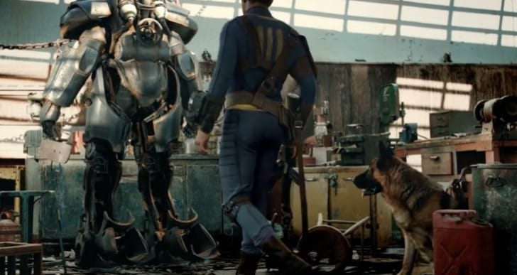 Fallout 4 PS4 framerate with good news