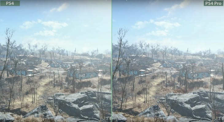 Performance Auto Sales >> Fallout 4 PS4 Pro 4K patch vs normal with PC criticism – Product Reviews Net