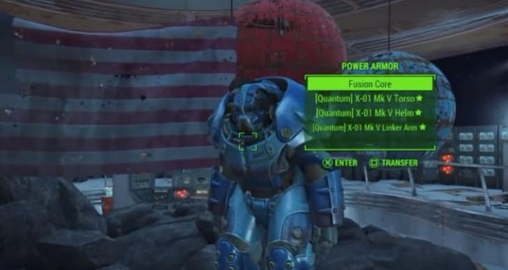 Fallout 4 Nuka World all Star Core locations