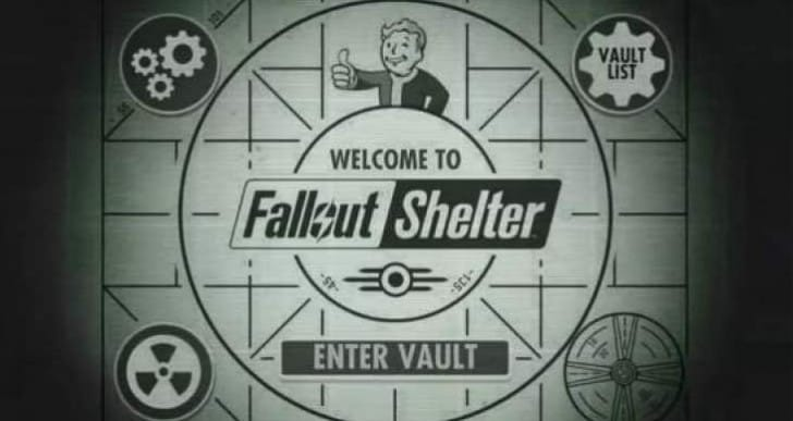 Fallout Shelter 1.2 crashes and freezes after update