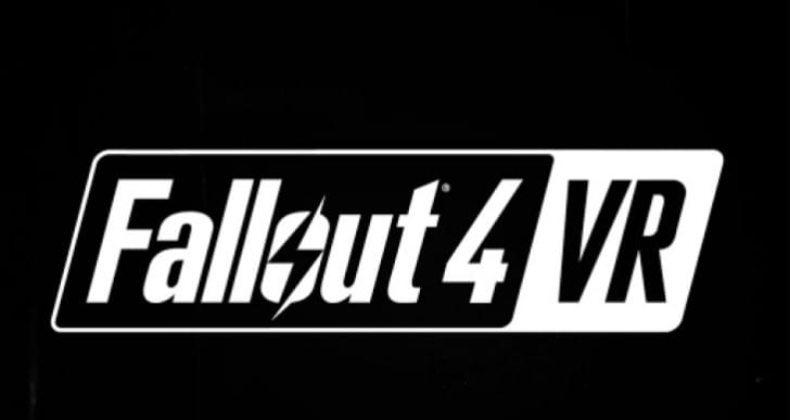 Get Fallout 4 VR free with HTC Vive today