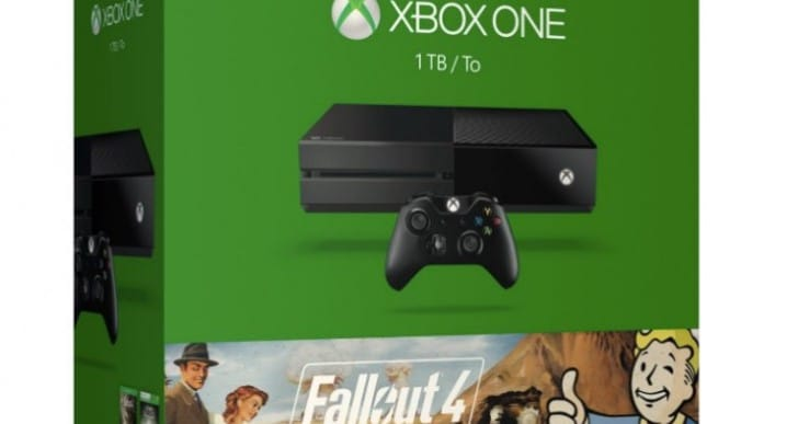 Fallout 4 Xbox One bundle means PS4 misses out