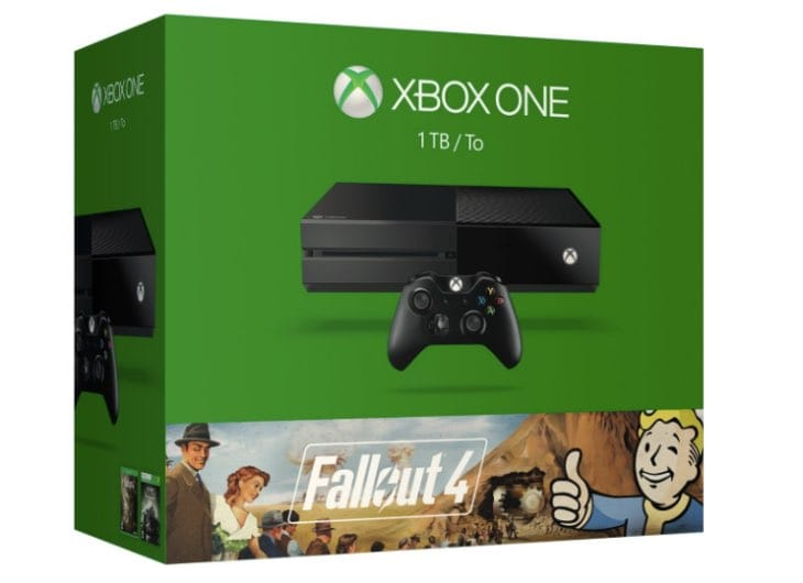 Fallout 4 xbox one bundle means ps4 misses out product reviews net - What consoles will fallout 4 be on ...