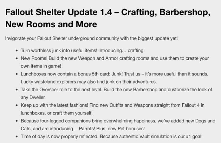 fallout-shelter-1.4-update-notes