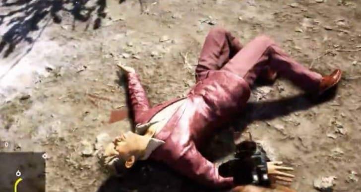 Far Cry 4 secret ending makes you rich