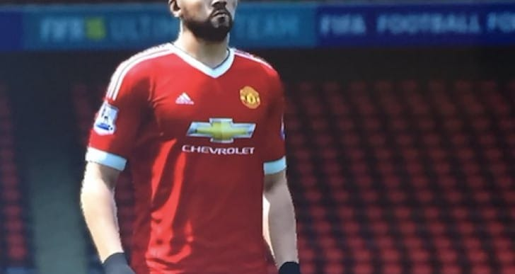Felipe Anderson Man U FIFA 16 transfer Vs Depay