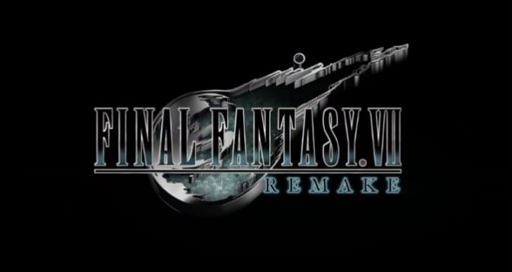 Final Fantasy 7 Remake trailer screenshots, gameplay reaction