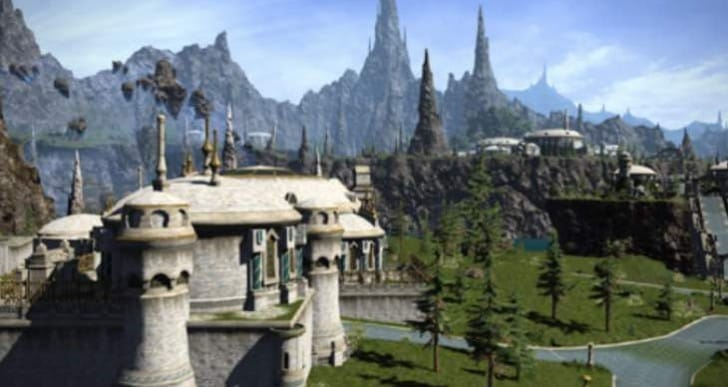 FFXIV down for patch 3.01 maintenance today