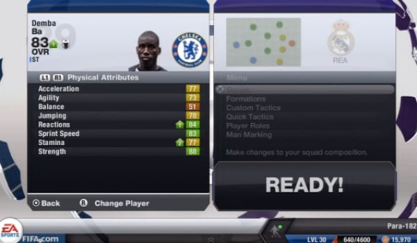 FIFA 13 January Transfer Update live already