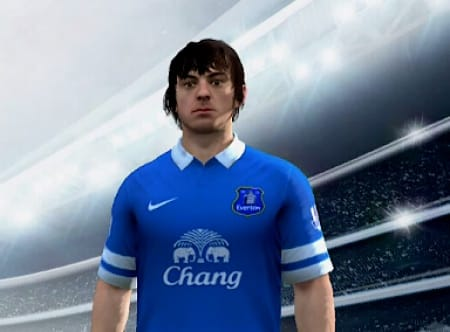 Baines doesn't look bad either..