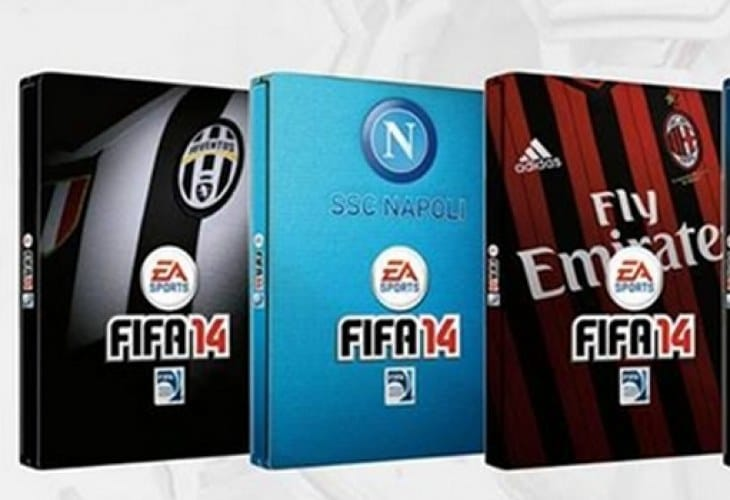 FIFA 14 needs UK Premiership Club Editions