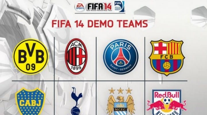 FIFA 14 PS3 demo release time delay after Xbox 360