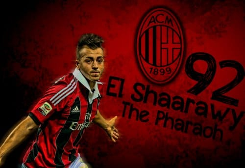 El Shaarawy is getting a great upgrade in FIFA 14.