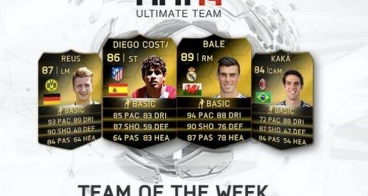 FIFA 14 Gareth Bale 89 TOTW review