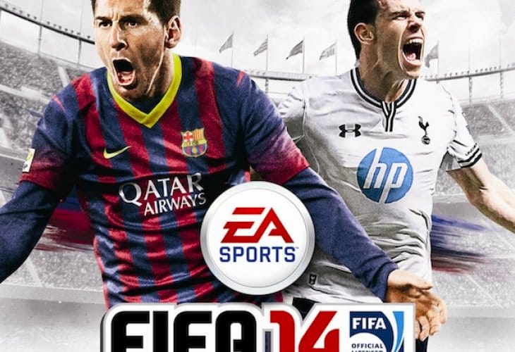 FIFA 14 Gareth Bale cover virals after Madrid move
