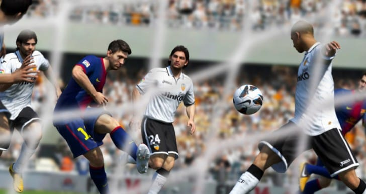 FIFA 14 Wii U, next-gen release silence disappoints