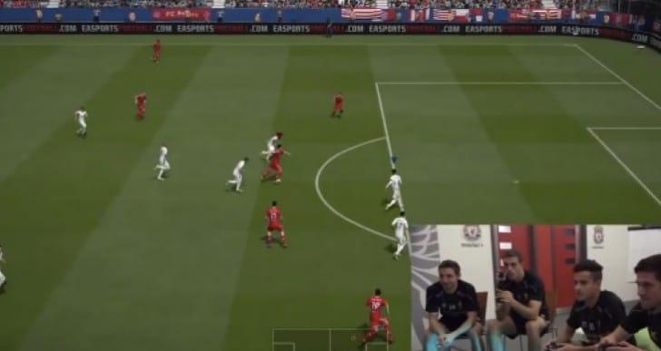 FIFA 14 Liverpool FC joy for Jordan Henderson