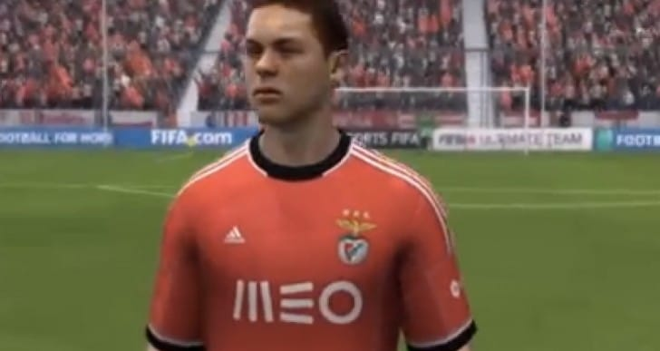 FIFA 14 Matic face, stats before Chelsea FC transfer