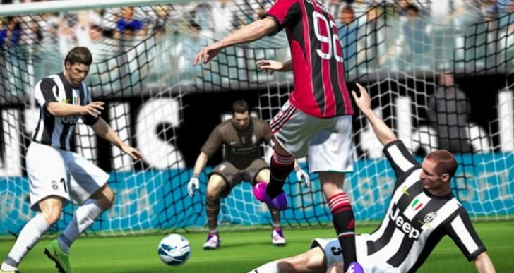 FIFA 14 player upgrade requests for PS3, Xbox 360