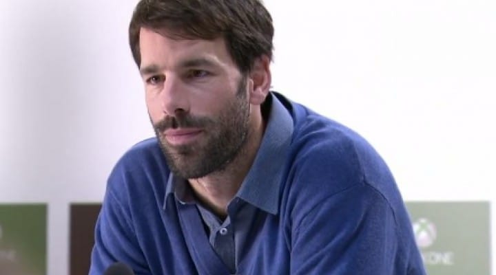 FIFA 14 Ruud van Nistelrooy Legend not on PS3, PS4