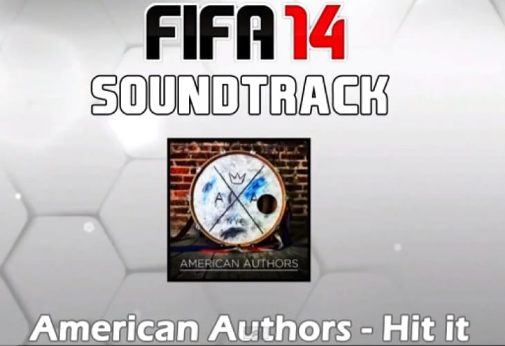 FIFA 14 soundtrack list preview before launch
