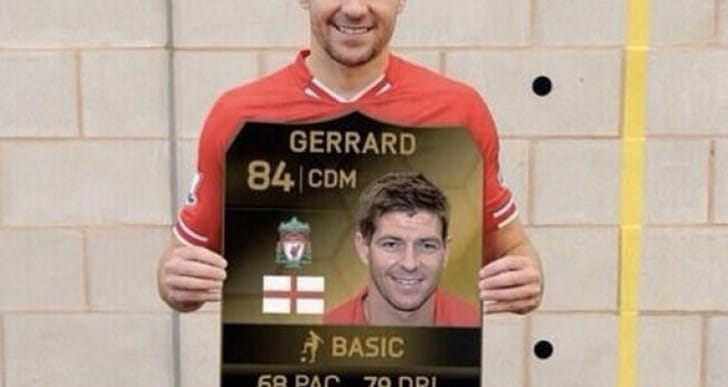 FIFA 14 Messi, Steven Gerrard pot luck