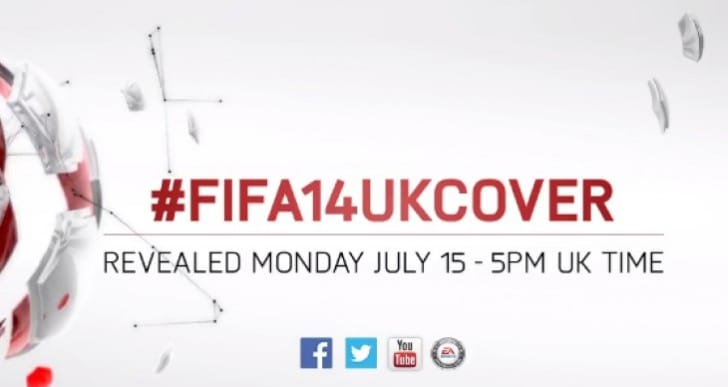 FIFA 14 UK cover star predictions with release time