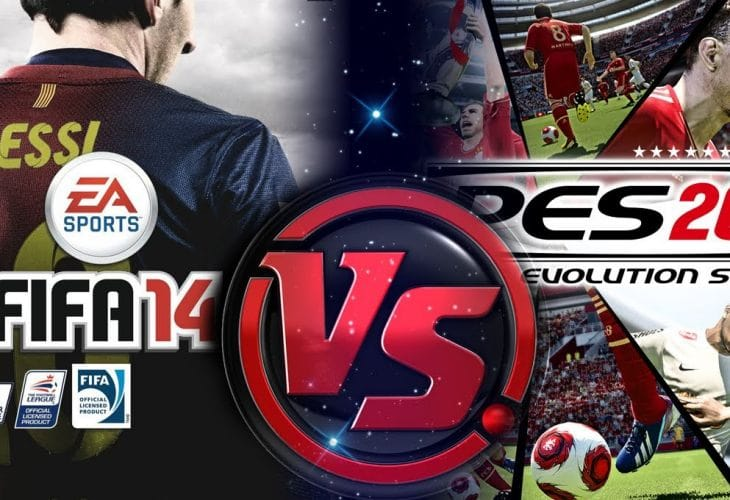 FIFA 14 Vs PES 2014 release date ultimatum