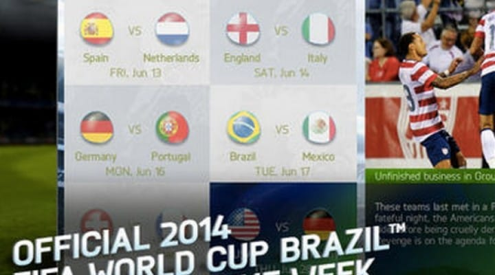 FIFA 14 World Cup update with Brazil team