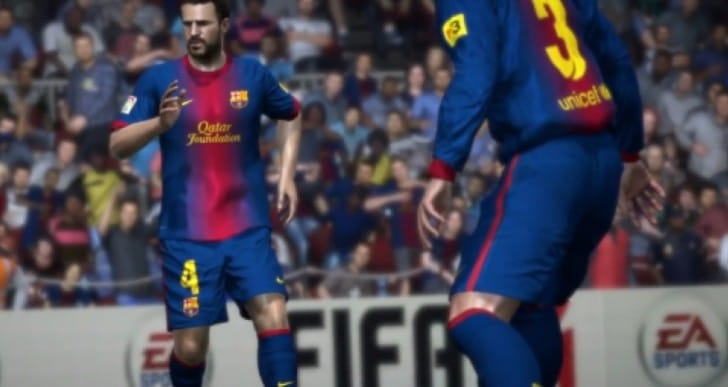 FIFA 14 free on Xbox One, but with catch