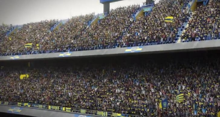 Messi, Ibrahimovic, and LFC's Suarez score in FIFA 15 trailer